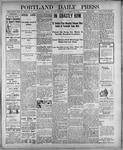 Portland Daily Press: November 12, 1900