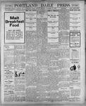Portland Daily Press: November 13, 1900