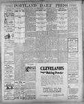 Portland Daily Press: November 14, 1900