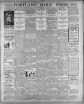 Portland Daily Press: November 15, 1900
