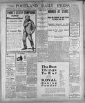 Portland Daily Press: November 17, 1900