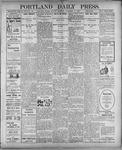 Portland Daily Press: November 19, 1900