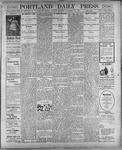 Portland Daily Press: November 20, 1900