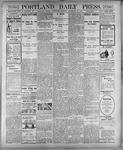 Portland Daily Press: November 21, 1900