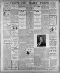 Portland Daily Press: November 23, 1900