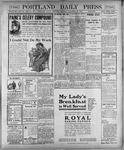 Portland Daily Press: November 24, 1900