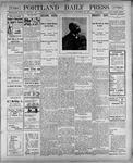 Portland Daily Press: November 28, 1900