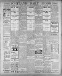 Portland Daily Press: November 30, 1900