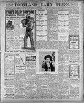 Portland Daily Press: December 1, 1900