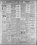 Portland Daily Press: December 3, 1900