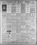 Portland Daily Press: December 4, 1900