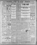 Portland Daily Press: December 5, 1900