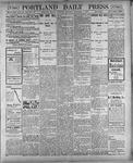 Portland Daily Press: December 6, 1900
