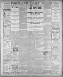 Portland Daily Press: December 7, 1900