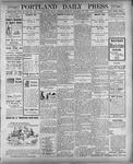 Portland Daily Press: December 10, 1900