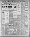 Portland Daily Press: December 13, 1900