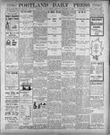 Portland Daily Press: December 14, 1900