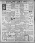 Portland Daily Press: December 15, 1900