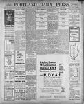 Portland Daily Press: December 18, 1900