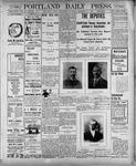Portland Daily Press: December 19, 1900