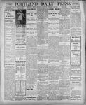 Portland Daily Press: December 22, 1900