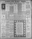 Portland Daily Press: December 25, 1900