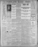 Portland Daily Press: December 29, 1900