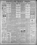 Portland Daily Press: December 31, 1900