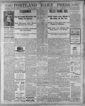 Portland Daily Press: January 1, 1901