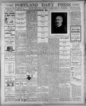 Portland Daily Press: January 4, 1901