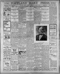 Portland Daily Press: January 7, 1901
