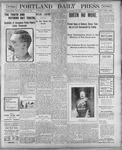 Portland Daily Press: January 23, 1901
