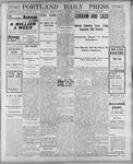 Portland Daily Press: February 7, 1901