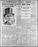 Portland Daily Press: February 9, 1901