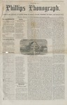 Phillips Phonograph : Vol. 1, No.1 - September 14, 1878 by Phillips Phonograph Newspaper
