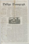 Phillips Phonograph : Vol. 1, No.2 - September 21, 1878 by Phillips Phonograph Newspaper