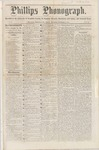 Phillips Phonograph : Vol. 1, No.4 - October 05, 1878 by Phillips Phonograph Newspaper
