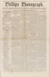 Phillips Phonograph : Vol. 1, No.6 - October 19, 1878 by Phillips Phonograph Newspaper