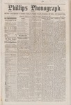 Phillips Phonograph : Vol. 1, No.10 - November 16, 1878 by Phillips Phonograph Newspaper