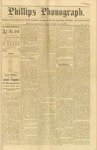 Phillips Phonograph : Vol. 1, No.46 - July 26, 1879 by Phillips Phonograph Newspaper