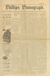 Phillips Phonograph : Vol. 1, No.51 - August 30, 1879 by Phillips Phonograph Newspaper