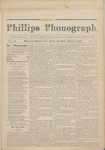 Phillps Phonograph : Vol. 2, No. 29 March 27,1880 by Phillips Phonograph Newspaper