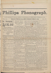 Phillps Phonograph : Vol. 2, No. 30 April 03,1880 by Phillips Phonograph Newspaper