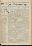 Phillips Phonograph : Vol. 3, No. 2 September 18,1880 by Phillips Phonograph Newspaper