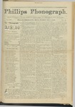 Phillips Phonograph : Vol. 3, No. 4 October 02,1880 by Phillips Phonograph Newspaper