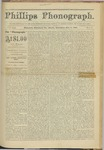 Phillips Phonograph : Vol. 3, No. 5 October 09,1880 by Phillips Phonograph Newspaper