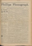 Phillips Phonograph : Vol. 3, No. 11 November 20,1880 by Phillips Phonograph Newspaper