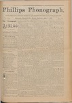 Phillips Phonograph : Vol. 3, No. 13 December 04,1880 by Phillips Phonograph Newspaper