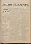 Phillips Phonograph : Vol. 3, No. 14 December 11,1880 by Phillips Phonograph Newspaper