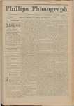 Phillips Phonograph : Vol. 3, No. 35 May 07,1881 by Phillips Phonograph Newspaper